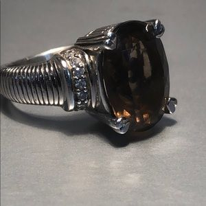 Size6.5 authentic Judith ripka ring